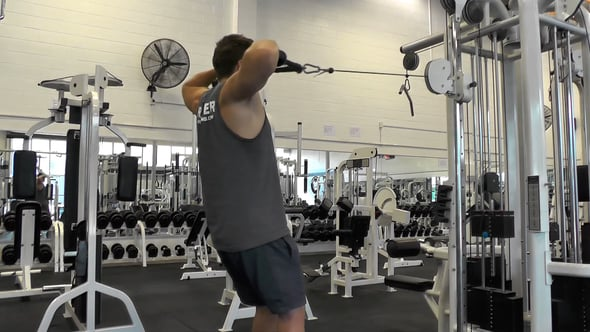 Cable Facepull